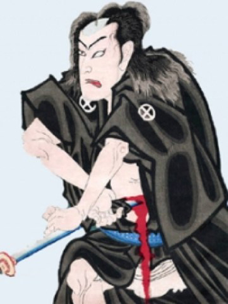 Japan commits Hari-Kari