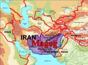 The Land of Magog